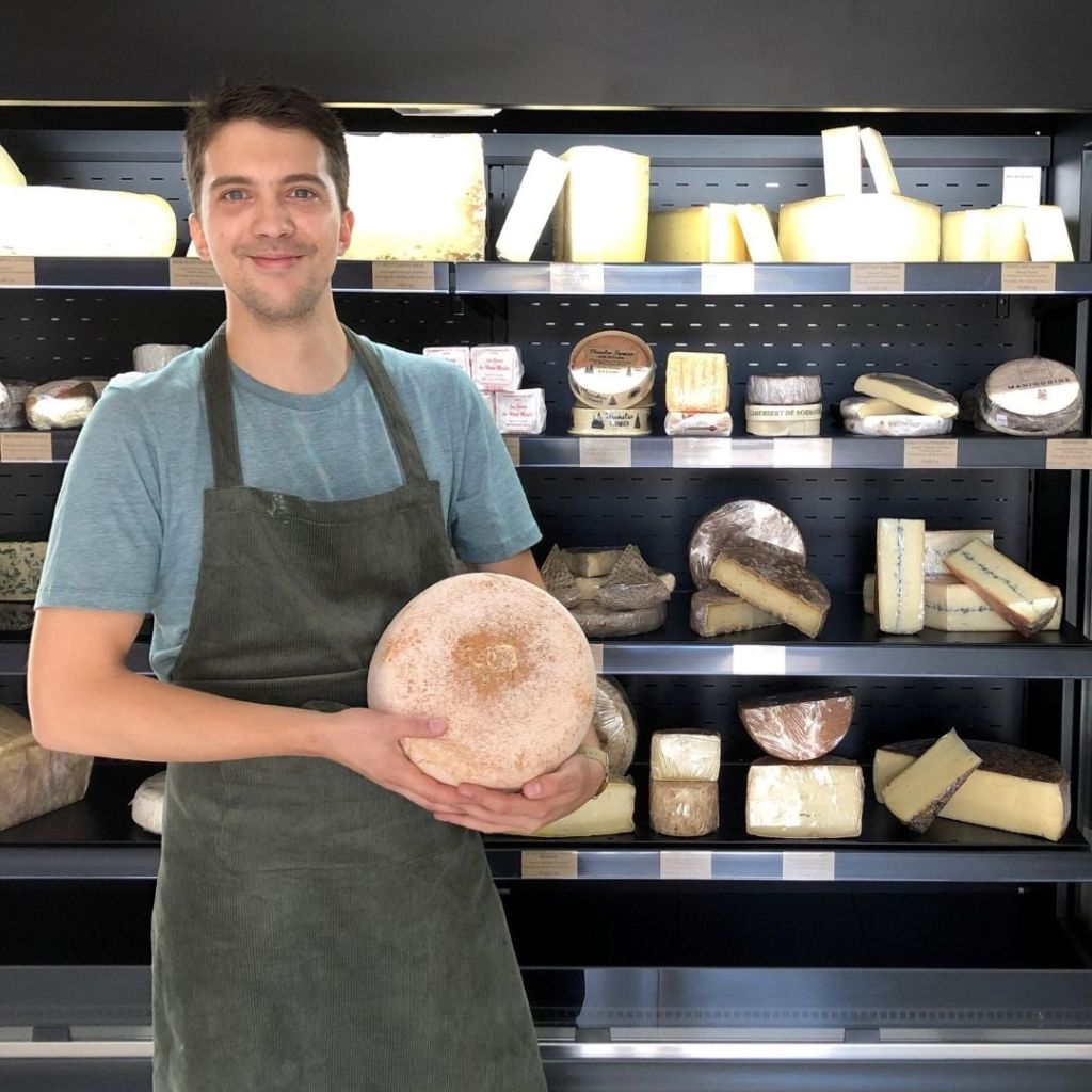 fromagerie biquette